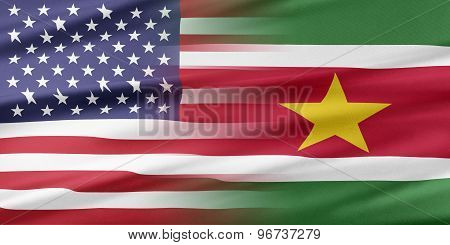 USA and Suriname