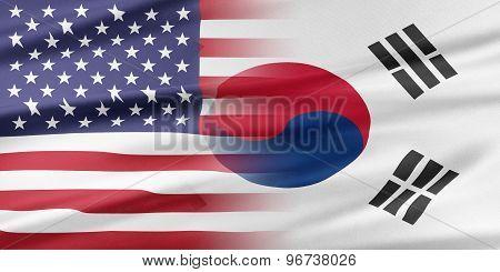 USA and Korea South