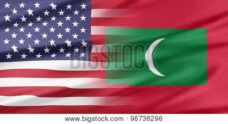 USA and Maldives.