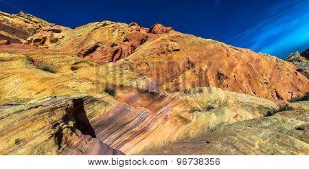 Rainbow Vista Valley Of Fire Nevada