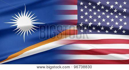 USA and Marshall Islands.
