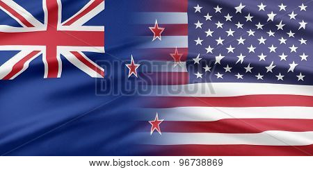 USA and New Zealand.