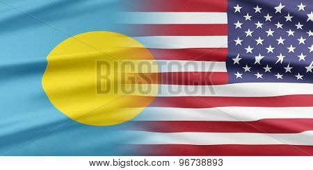 USA and Palau.