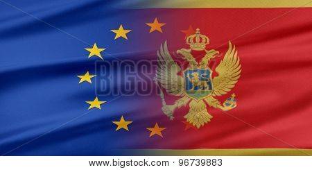 European Union and Montenegro.
