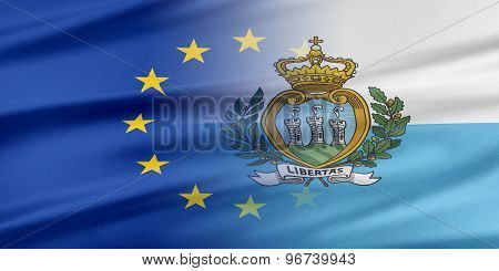 European Union and San Marino.