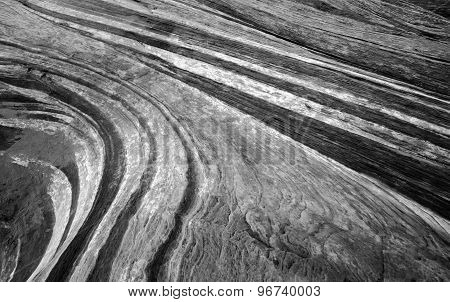 Fire Wave Black And White Rock Patterns