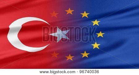 European Union and Turkey.
