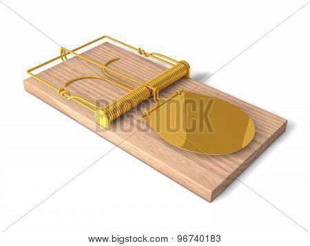 Golden Mouse Trap
