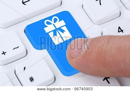 Gifts Gift Online Shopping Ordering Internet Shop