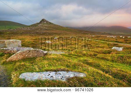 Wilderness On Dingle Peninsula