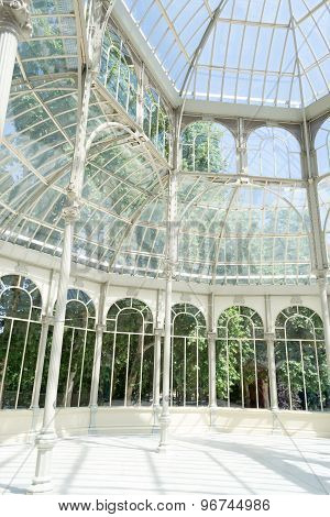 Inside The Crystal Palace