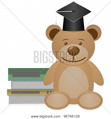 Bear With Book