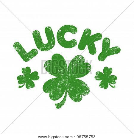 Lucky Clover Graphic
