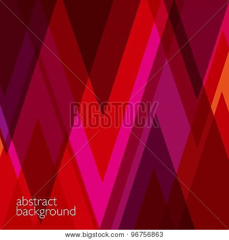 Vector abstract geometric background.