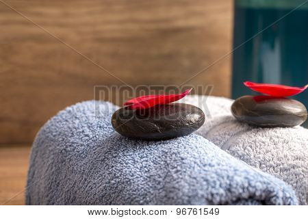 Luxurious Spa Arrangement For Two