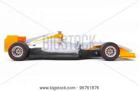Formula Race Generic Car