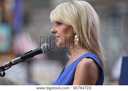 Fox News's Monica Crowley
