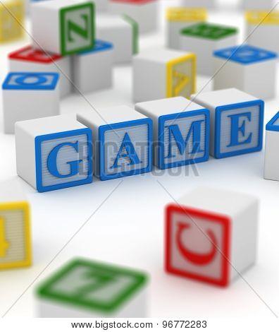 Colorful Block - Game