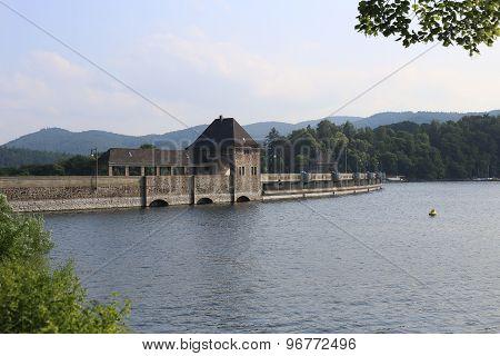 Edersee Dam