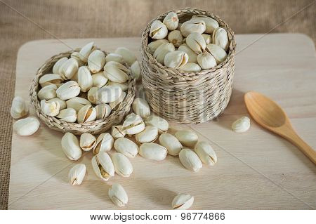Salty Pistachios Nuts