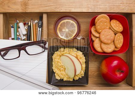 Breakfast Teacher