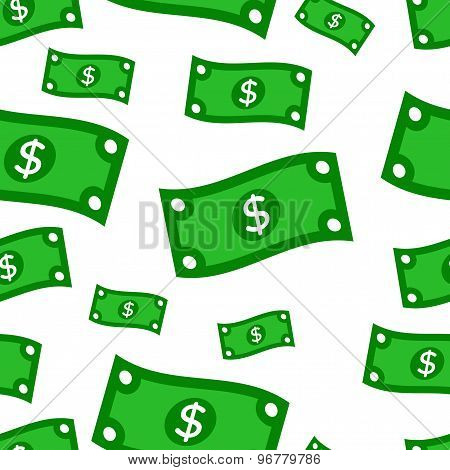 Dollar Bill background