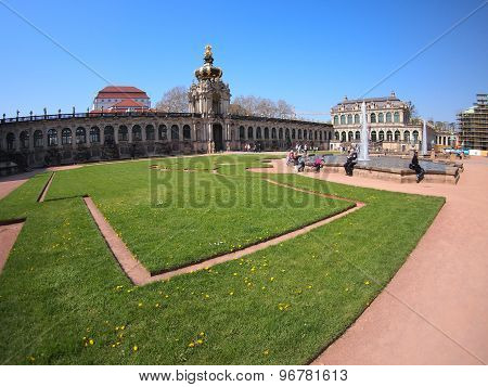 Courtyard Zwinger