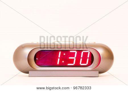 Digital Watch 1:30