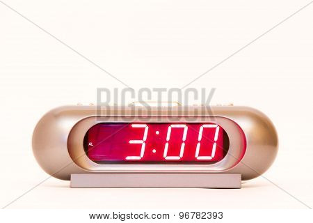 Digital Watch 3:00