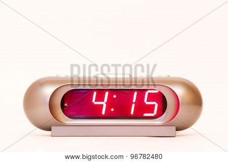 Digital Watch 4:15