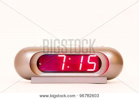 Digital Watch 7:15