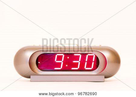 Digital Watch 9:30