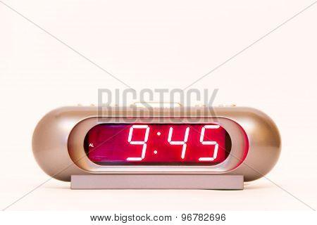 Digital Watch 9:45