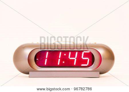 Digital Watch 11:45