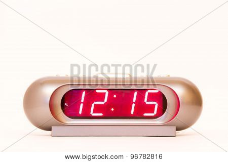 Digital Watch 12:15