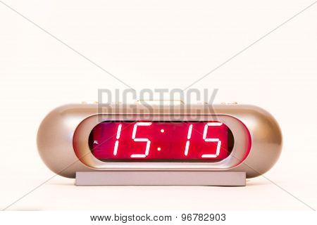 Digital Watch 15:15