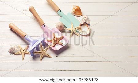 Tools For Playing In Sand