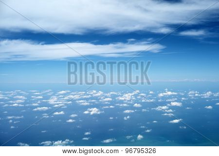 Beautiful Sky With Clouds