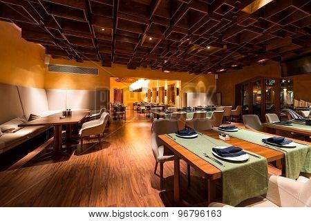 Beautiful Brand New European Restaurant