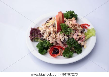 Mixed Meat Salad