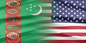 image of turkmenistan  - Relations between two countries - JPG