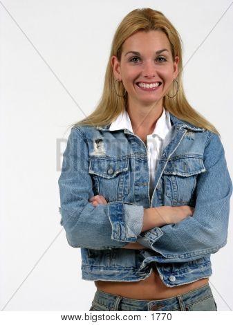 Blue Jeans Confidence