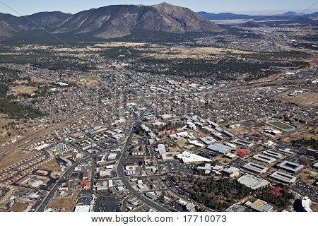 Flagstaff, Arizona and NAU