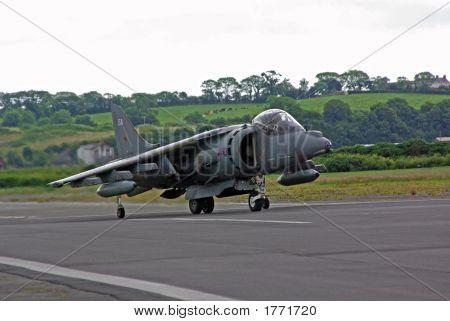 Harrier Jump Jet