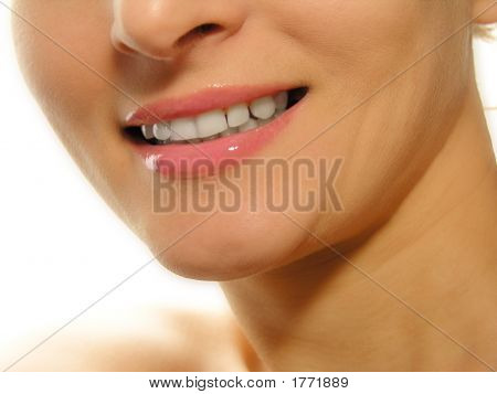 Lips, Healthy Smile