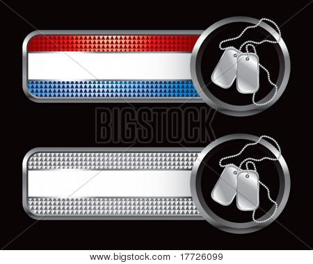 dog tags specialized banners