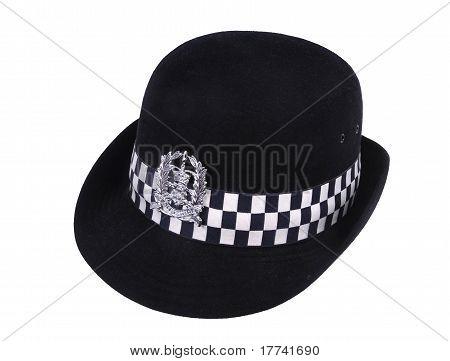 Female Police Officer's Cap.