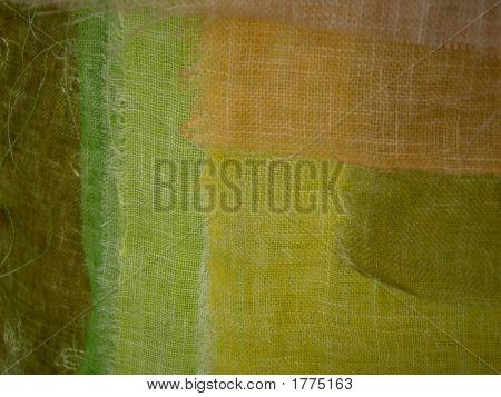 Handmade Green Textiles