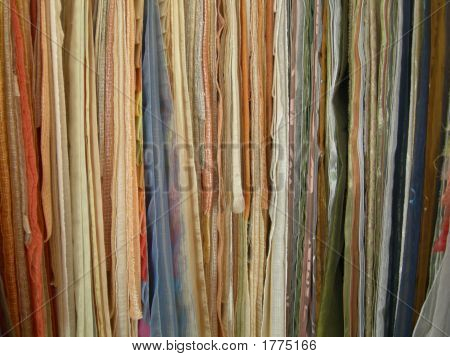Colored Textiles