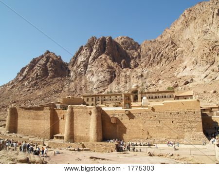 Monastery Of St. Catherine, Sinai - Egypt